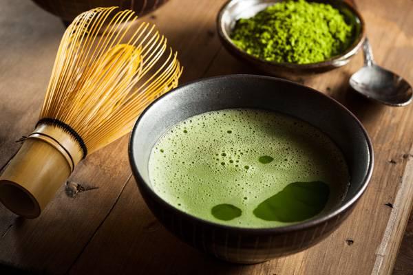 zsírégető matcha tea