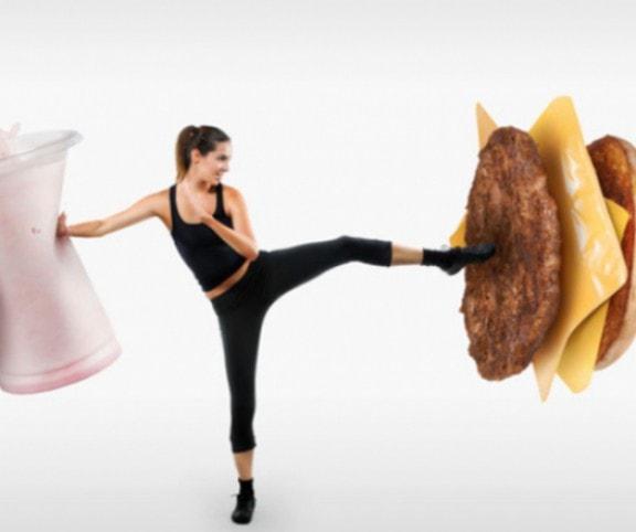 egészséges shake fogyás étkezés fogyás