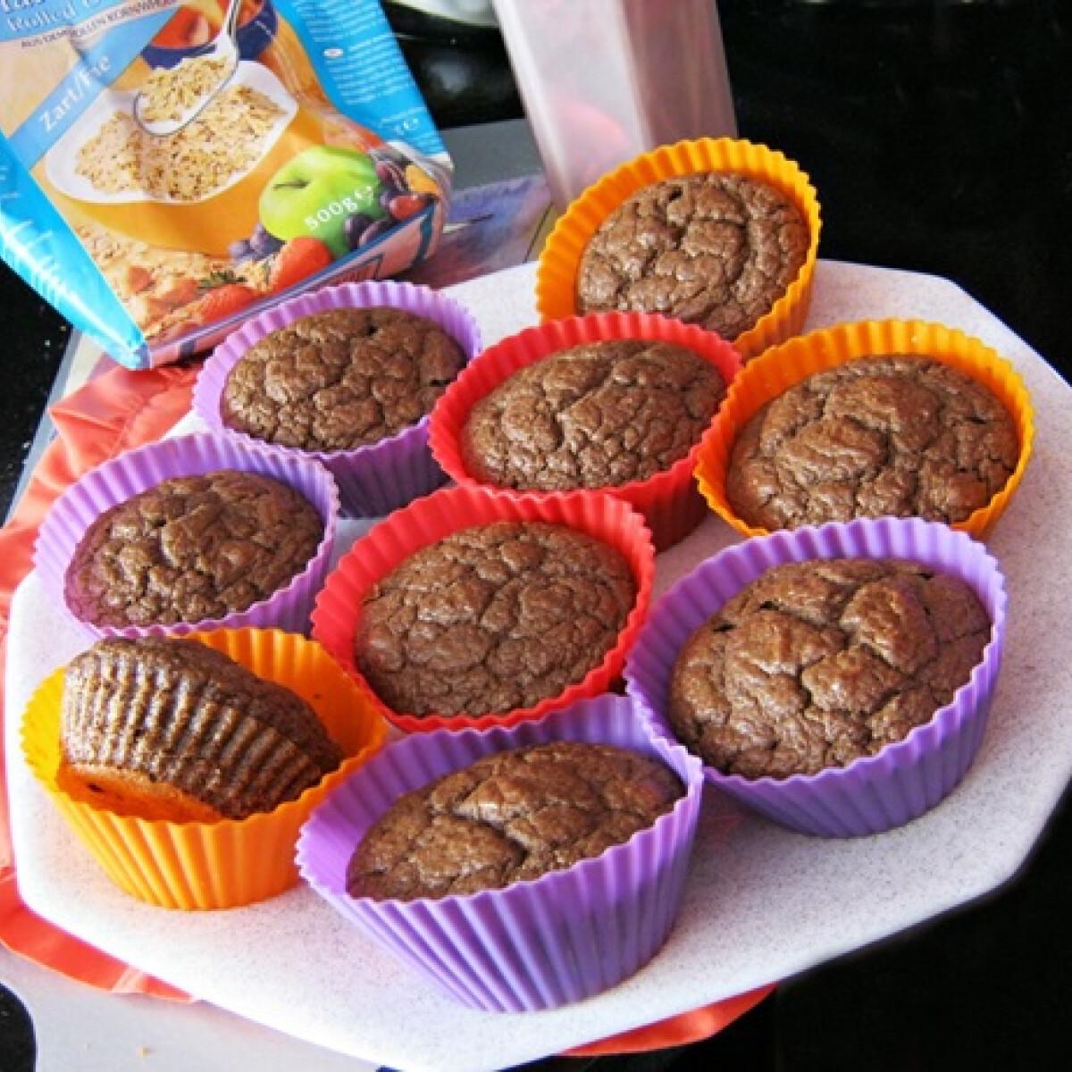 fogyókúrás cupcakes