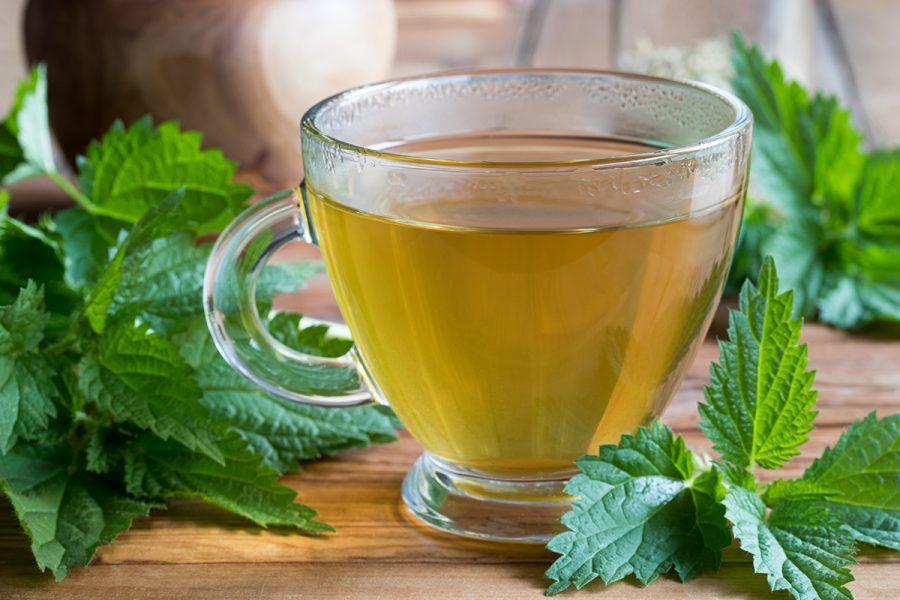 fogyókúrás tea házilag