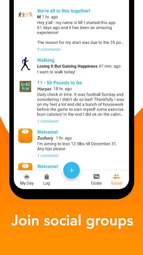 legjobb fogyás android app tetején fogyás victoria BC