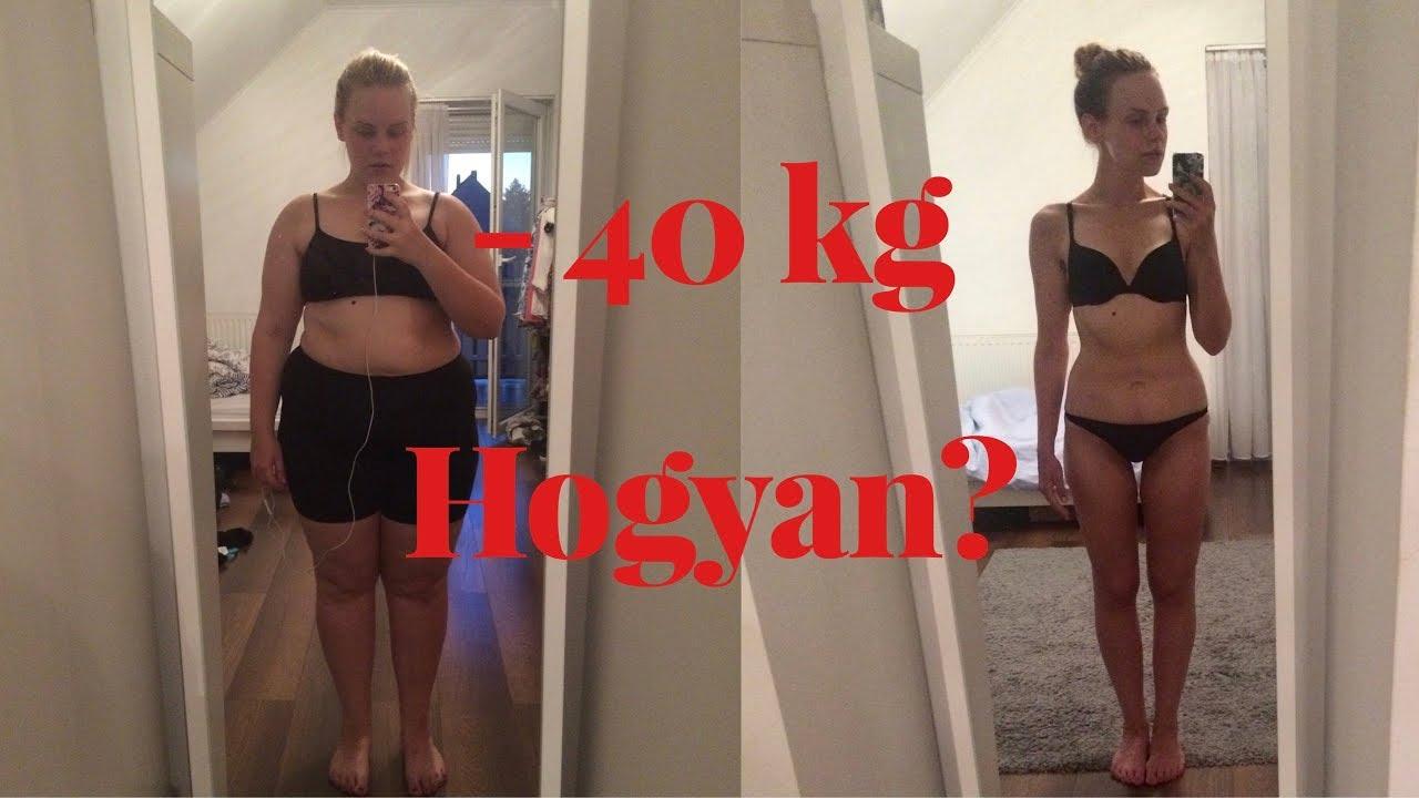 25 kg súlycsökkenés 5 hónap alatt, Fogyjon 25 kg zsírt