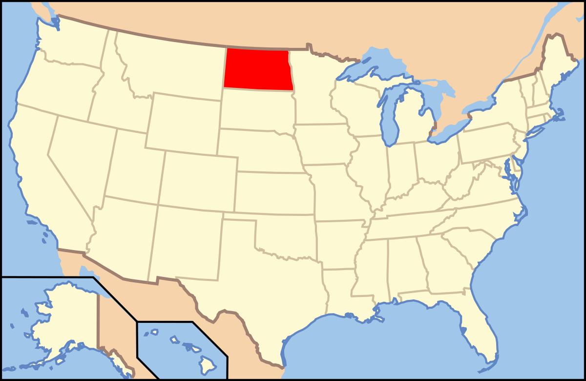 fogyás észak-dakota