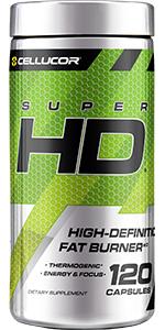 cellucor super hd zsírvesztés gyorsan fogyjon a karjaimban
