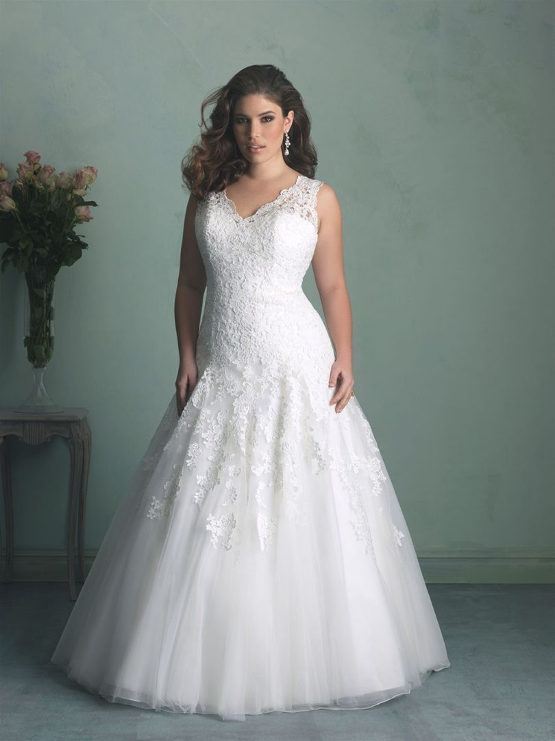 Menyasszony karcsú le Menyasszonyi ruha fazonok, kisokos az esküvői ruha kiválasztásához