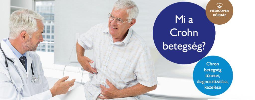 crohn-betegség fogyás