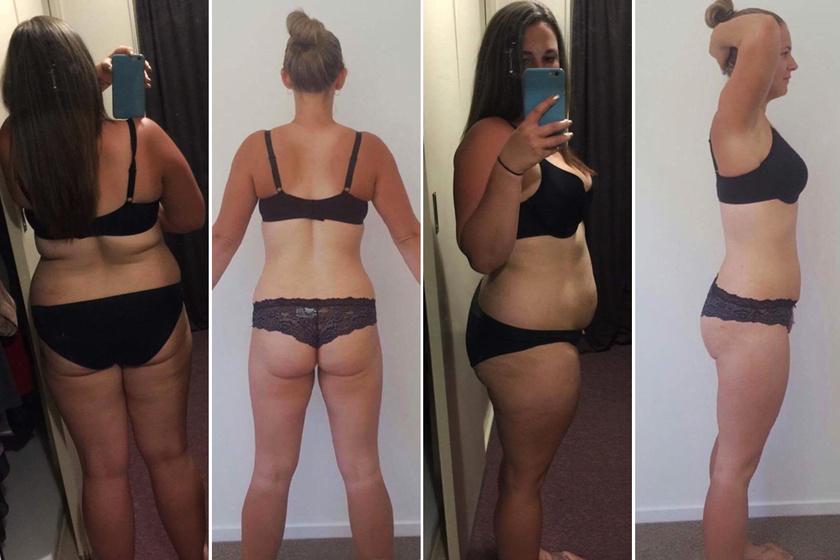4 kg fogyás 2 hónap alatt