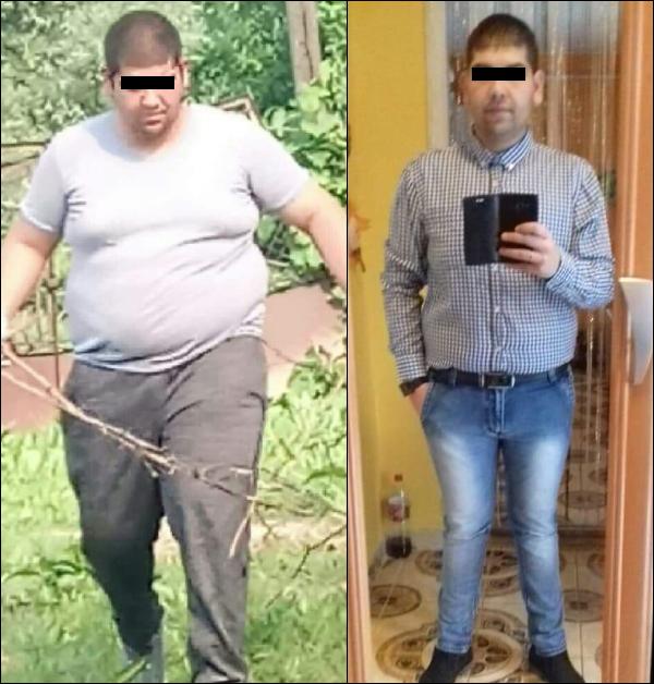 Annyira kövér segít nekem lefogyni - 45 kilót fogytam | Új Nő