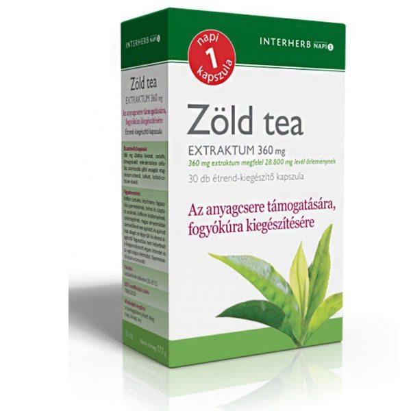 természetes gyógynövény tea fogyáshoz)
