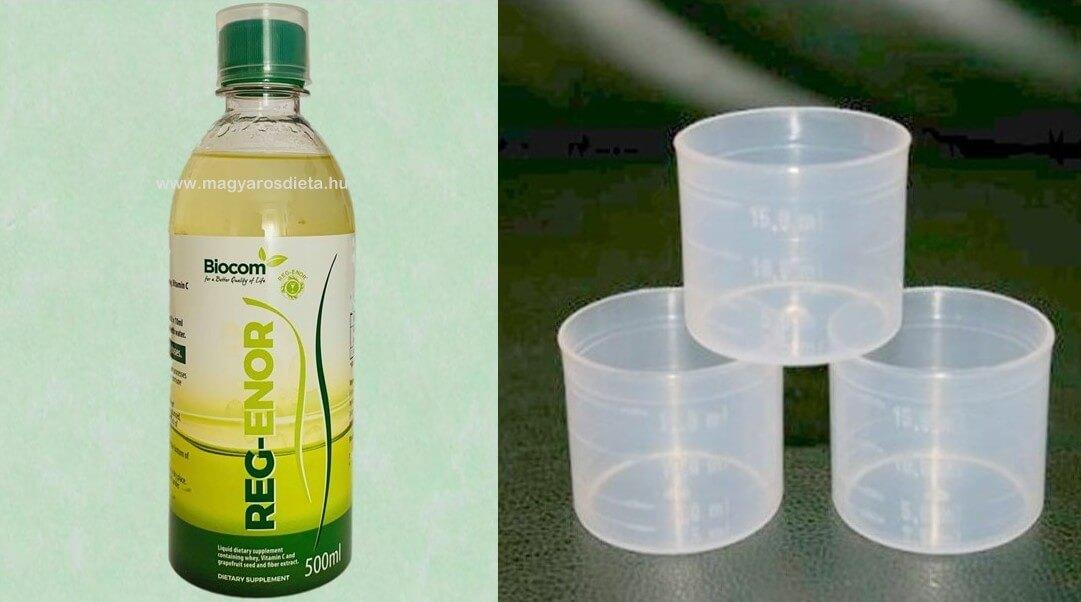 fogyókúrás üvegek