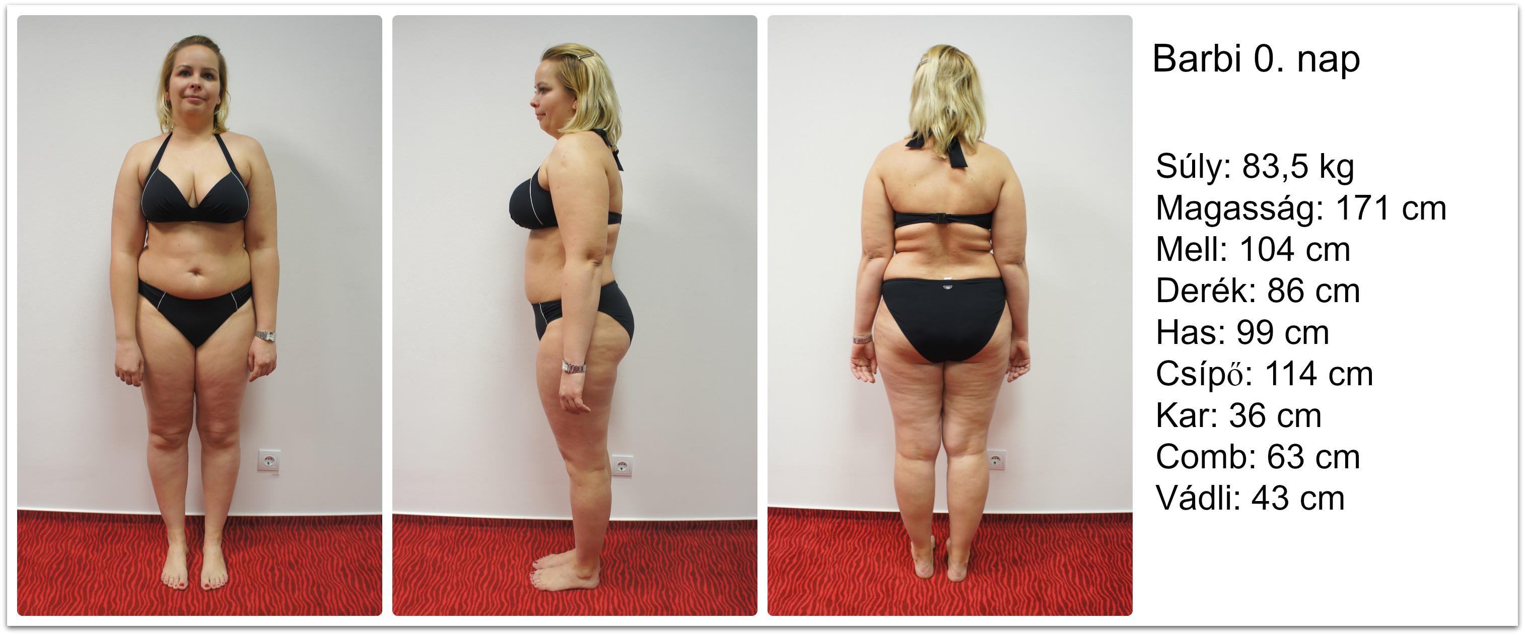 fogyás 1 hónap alatt 3000 kalóriás étrend