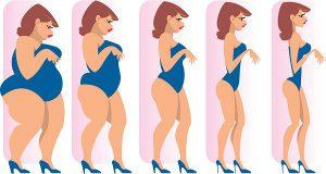 hogyan lehet elveszíteni a menopauza zsírját bozót karcsúsító szépség