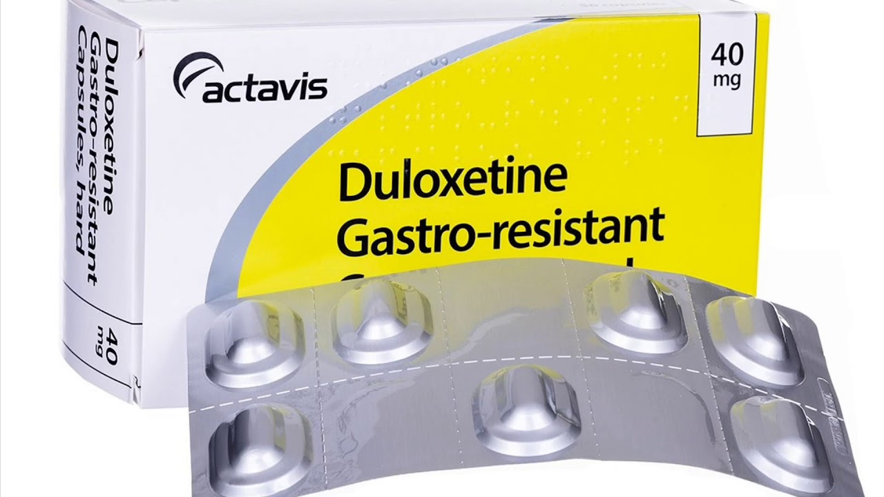 lefogy a duloxetin