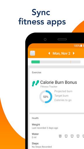 legjobb fogyás android app chili pehely fogyáshoz