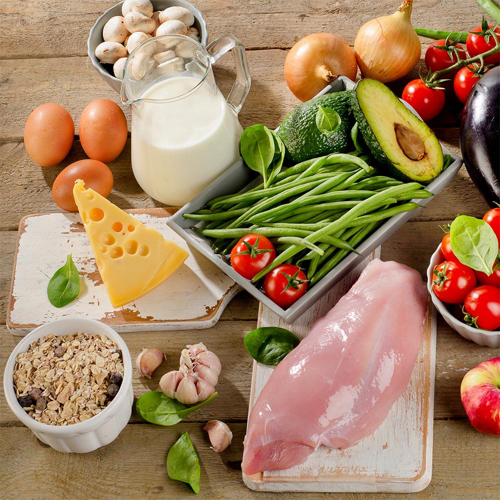 makrotápanyagok aránya a fogyáshoz magas zsírtartalmú fogyás