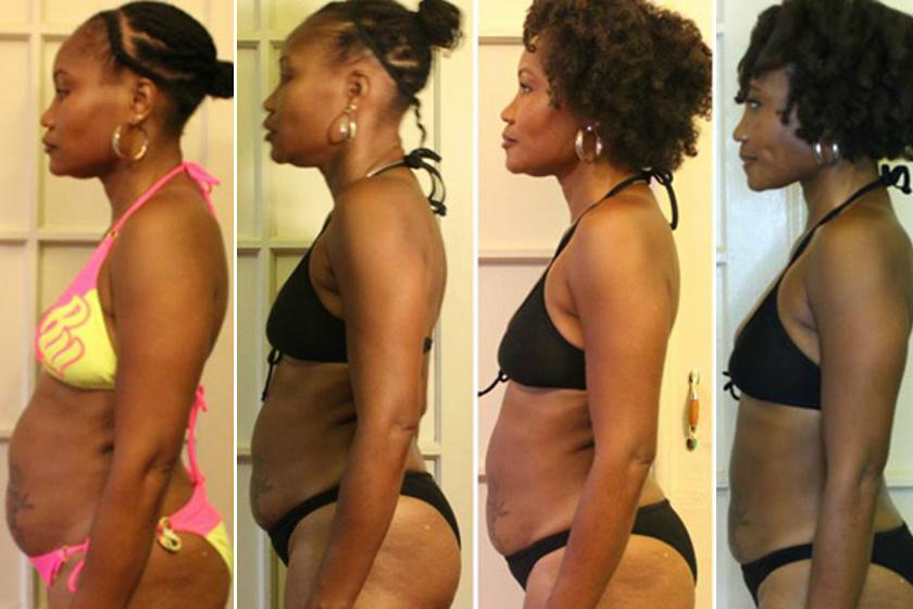 zsírvesztés 25 nap alatt tabata 4 perc zsírégető hiit