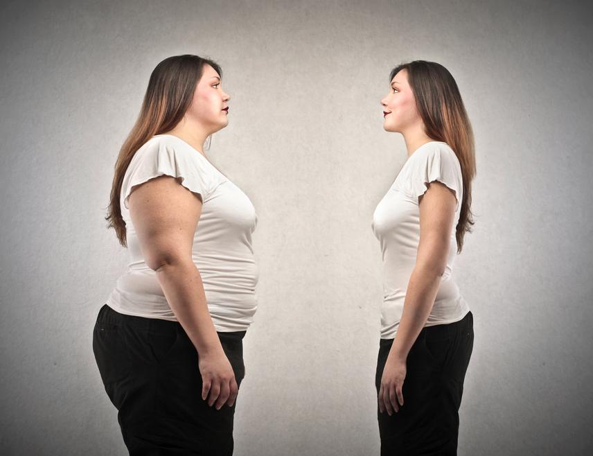 a fogyás módjai hónapban könnyebb lefogyni, mint hízni
