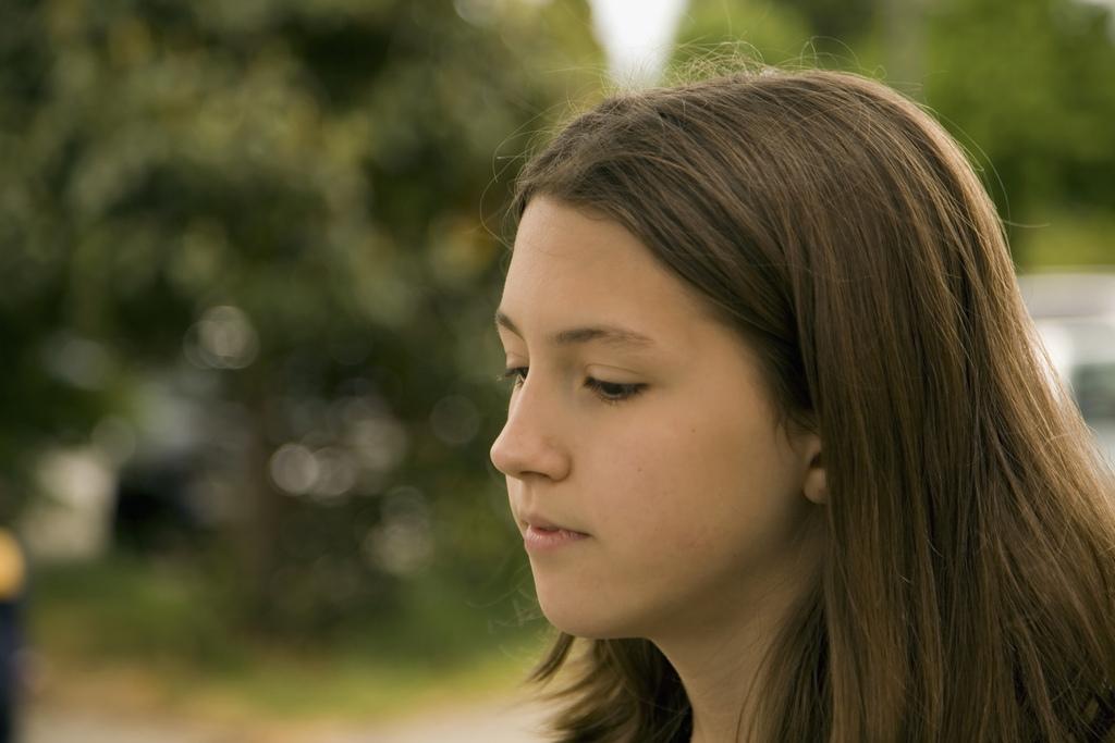 fogyni tizenéves lányként