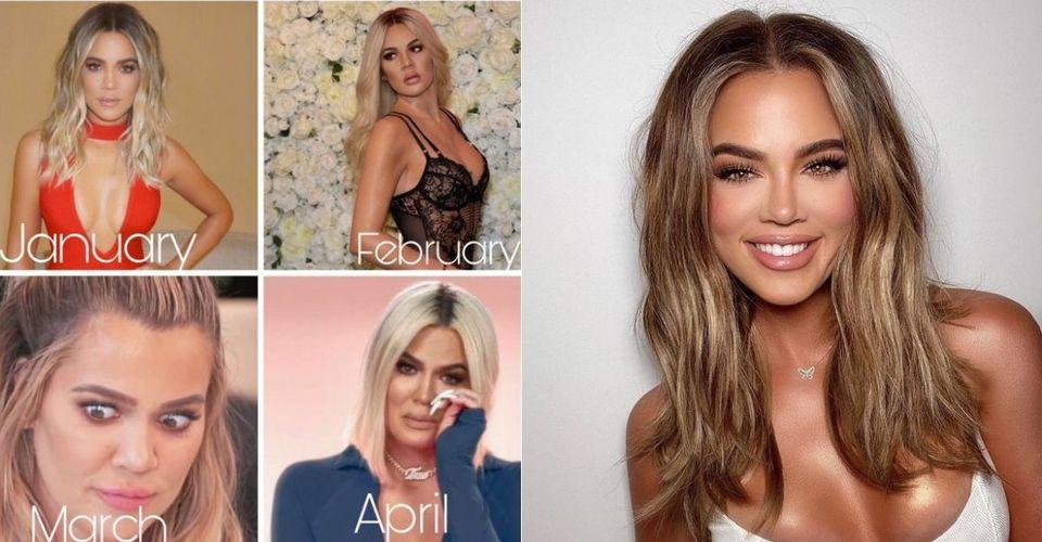 khloe kardashian fogyás 2021 mikor fogyasszon desszertet a fogyáshoz