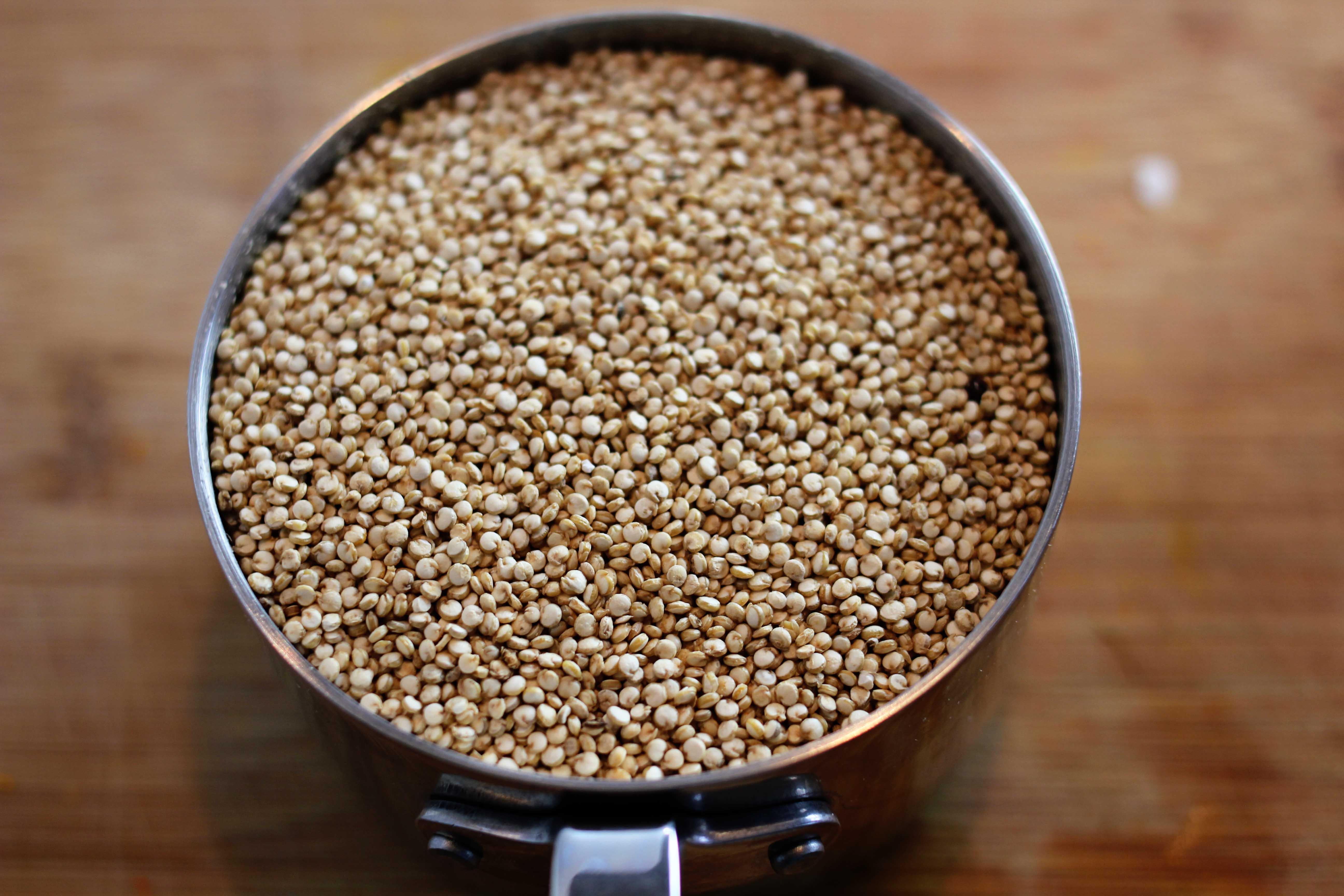 quinoa fogyás előnyei milyen súlycsökkenést viseltünk